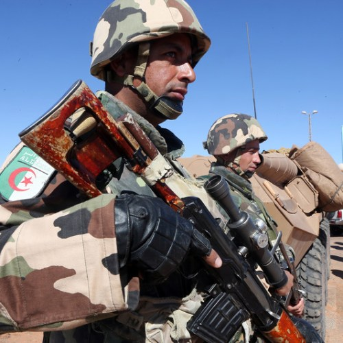 Algeria suspects actions to destabilise the country