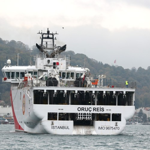 Turkey extends work of Mediterranean exploration ship through August 27