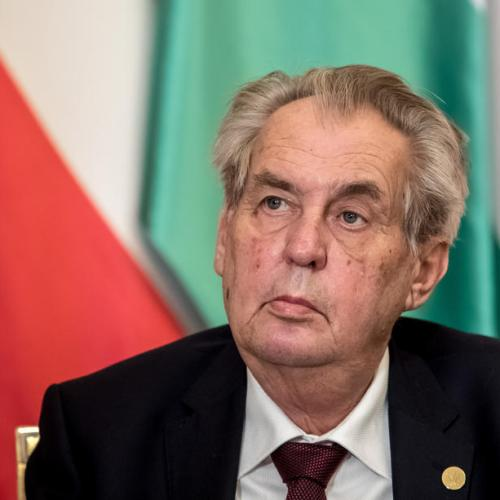 Czech President: Russia not necessarily behind 2014 ammunition blast