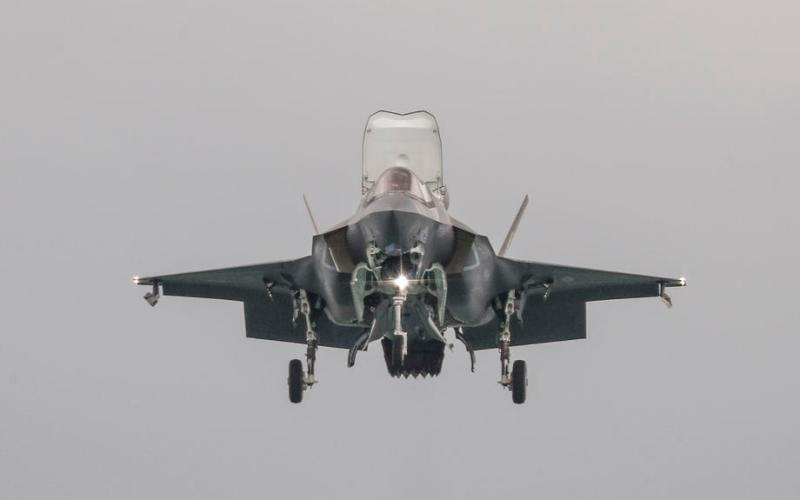 UAE could get F-35 jets in side agreement to Israel peace deal