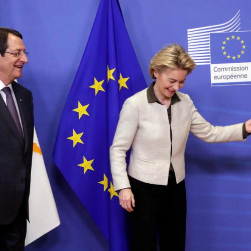 EU looking into legal action against Cyprus citizenship-investment scheme