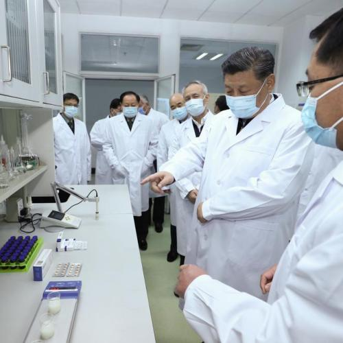 China approves human testing for coronavirus vaccine cultivated within insect cells