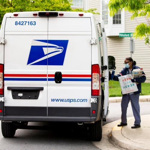 U.S. postal service reorganization sparks delays