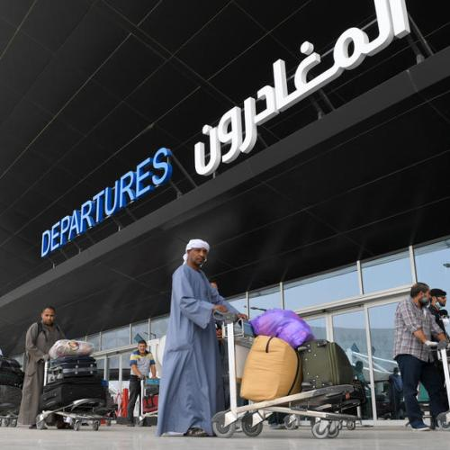 Kuwait bans commercial flights to 31 countries