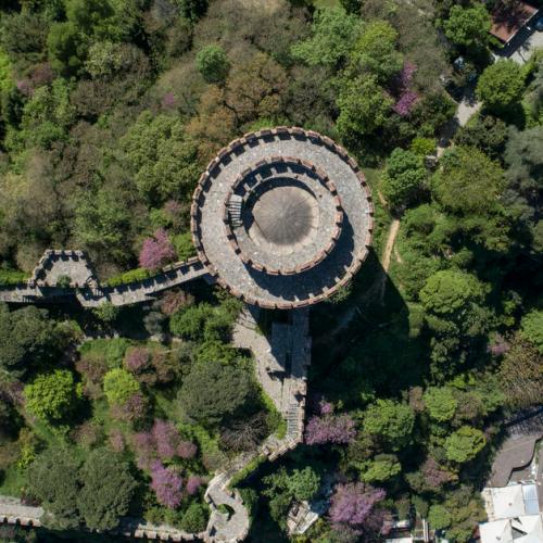 EPA's Eye in the Sky: Rumeli Castle, Turkey