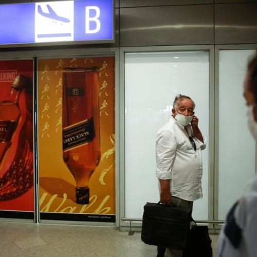 Greece on course to join Britain's quarantine red list