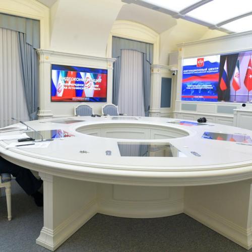 Putin, Erdogan discuss conflicts in Libya, Turkish, Qatari and German ministers visit Libya