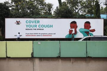 African coronavirus cases surge