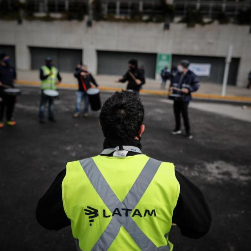 LATAM Airlines has laid off 12,600 employees since March amid coronavirus crisis