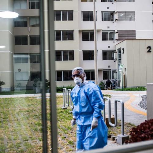 Peru surpasses 500,000 coronavirus cases, marks highest fatality rate in Latin America