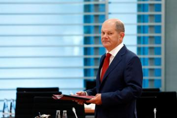 German parties aim to make Scholz chancellor by early December