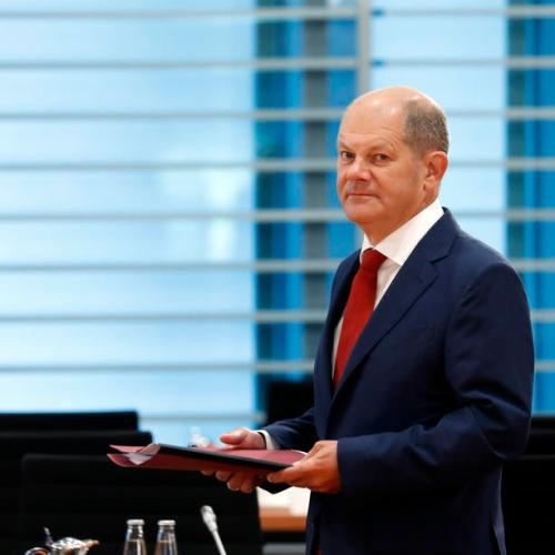 Germany's SPD officially names Olaf Scholz as chancellor candidate
