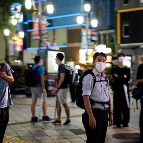 Tokyo reports record 472 new coronavirus cases on Saturday