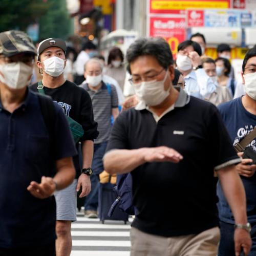 Tokyo reconsidering declaring an emergency in view of spike in cases