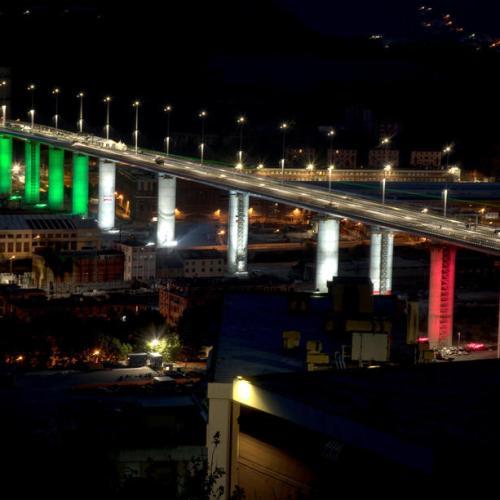 Renzo Piano's Genoa Morandi Bridge set to open on Monday