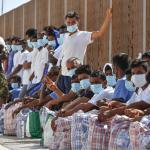 Over 1,000 people at Lampedusa migrant hotspot