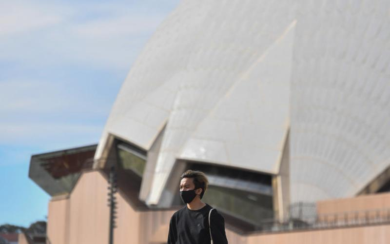 NSW in Australia bans choirs and wind instruments in groups
