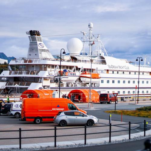 Fears of another breakout of coronavirus on a Norwegian ship