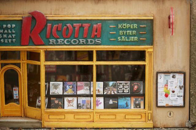 Swedish artist collective Anonymouse opens Ricotta records shop