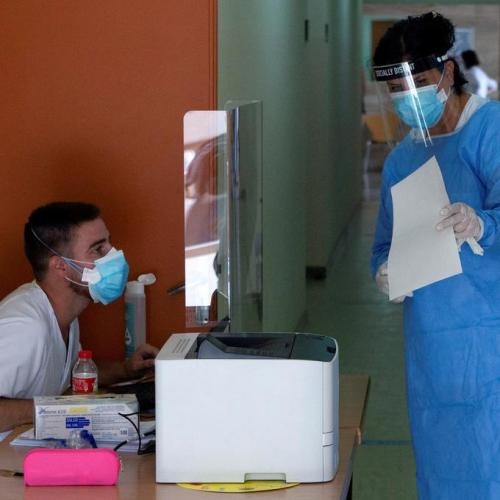 The recent spike in Coronavirus cases presents high risks unless no concrete action is taken – European Centre for Disease Prevention and Control