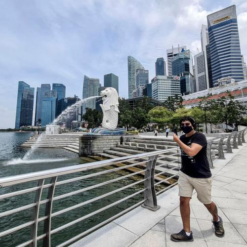 Singapore registers lowest count of cases in over four months