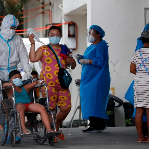 Philippines records 93 more coronavirus deaths, biggest jump in nearly a month