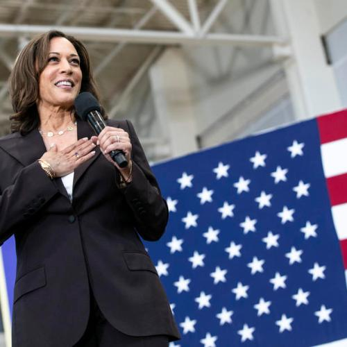 Joe Biden taps Senator Kamala Harris as Presidential running mate