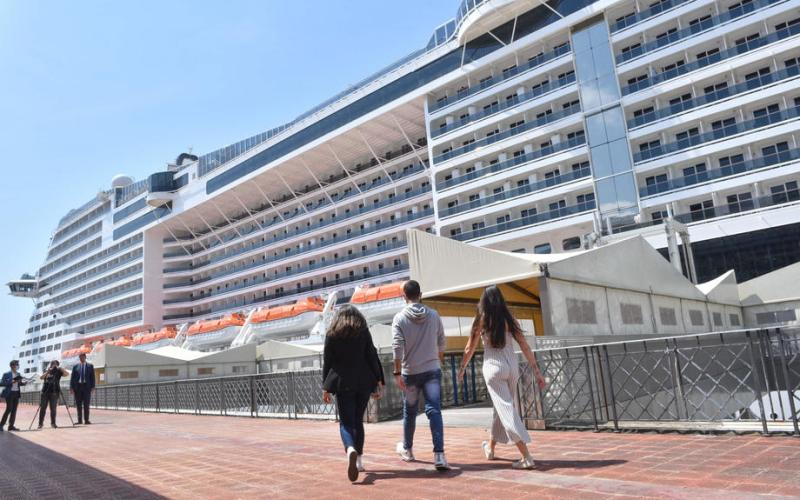 First Mediterranean cruise launches after five-month pause with stop scheduled in Malta