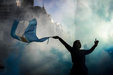 Argentina's senate poised to vote on legalizing abortion, rare in region