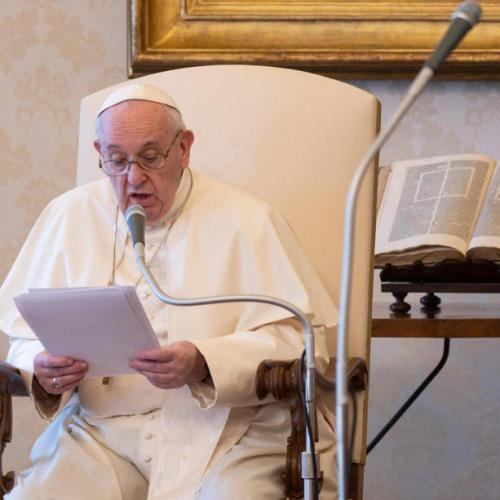 "Free ""Our Lady"" from influence of Mafia – Pope Francis"