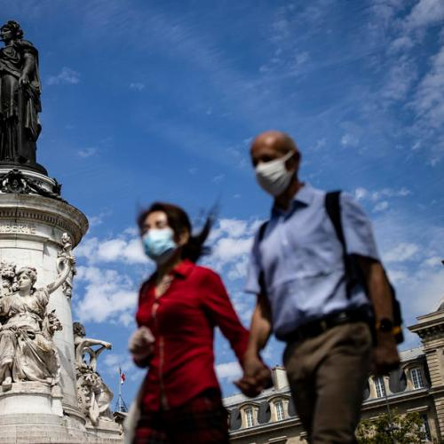 France reports over 10,000 new coronavirus cases per day again