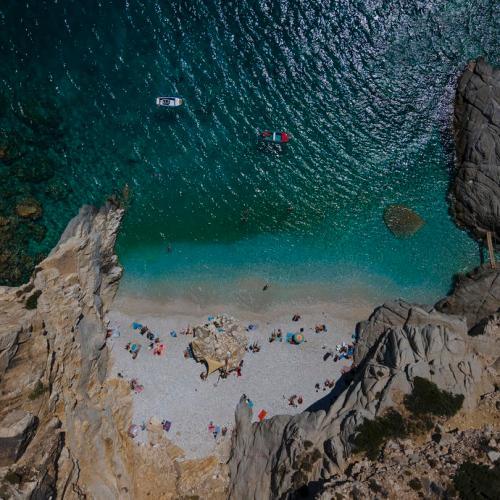 EPA's Eye in the Sky: Ikaria, Greece