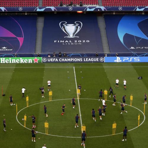 Paris police to hand out masks as PSG face Bayern Munich in Champions League final