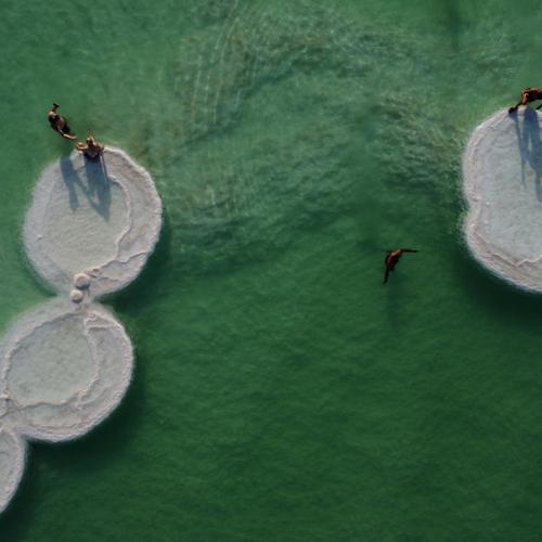 EPA's Eye in the Sky: The Dead Sea, Israel