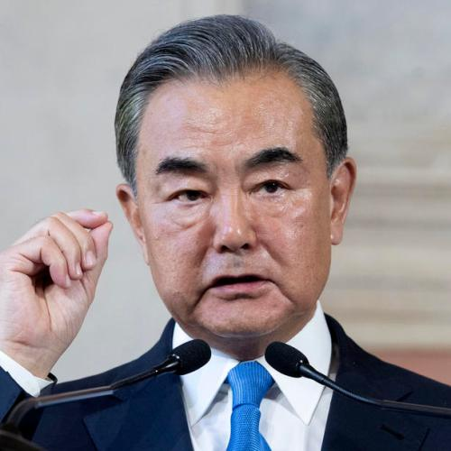 Chinese foreign minister casts doubt on coronavirus originating in China