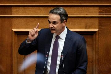Greece-France defence pact protects against third-party aggression-Greek PM