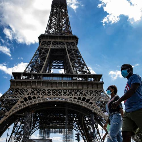 Masks to be mandatory in Paris from Friday morning 8 am