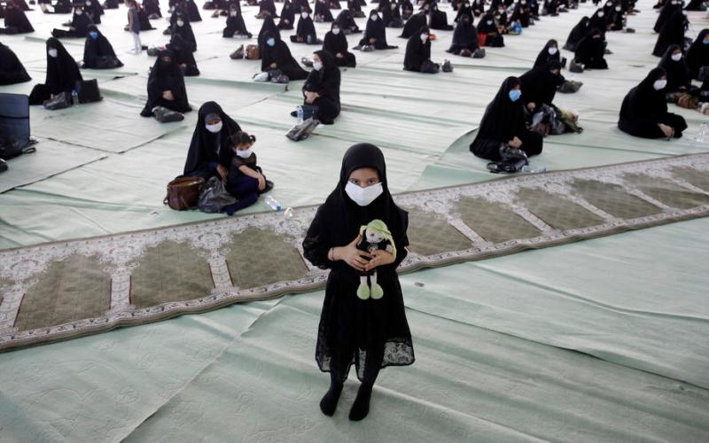 PhotoStory – Iran's Ashura celebration