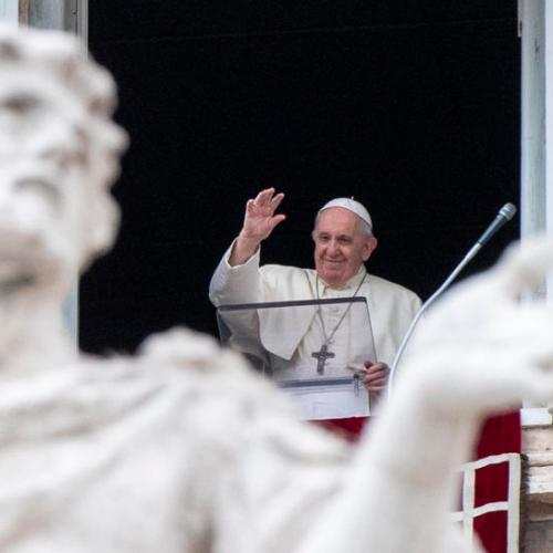 Pope Francis appeals for dialogue in the easter Mediterranean