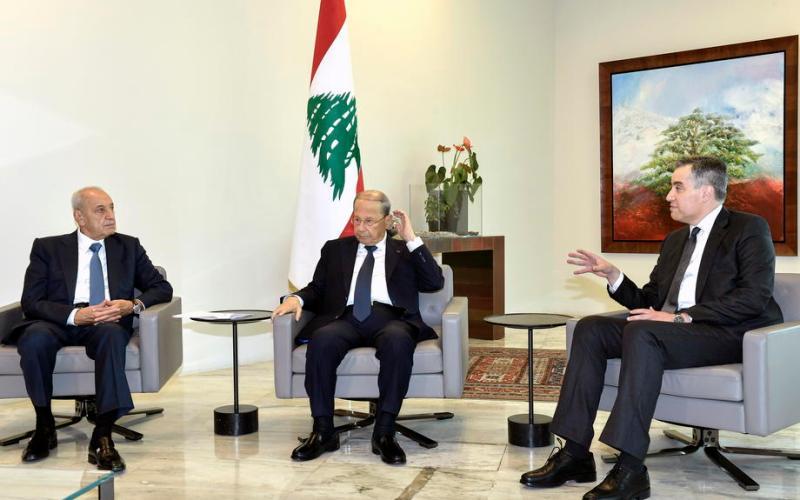 Lebanon's Prime Minister-designate calls for immediate reforms