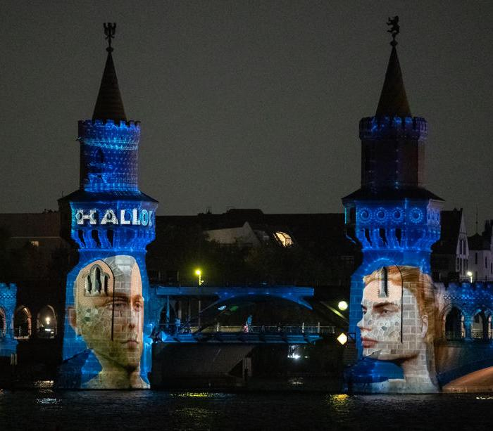 Photo Story: The  Festival of Lights in Berlin