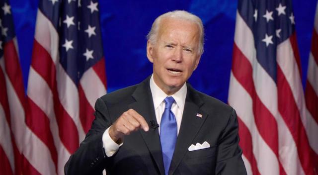 Biden warns US trade deal hinges on UK 'respect' for Good Friday Agreement