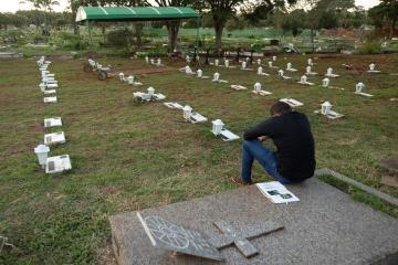 Brazil passes 600,000 COVID-19 deaths