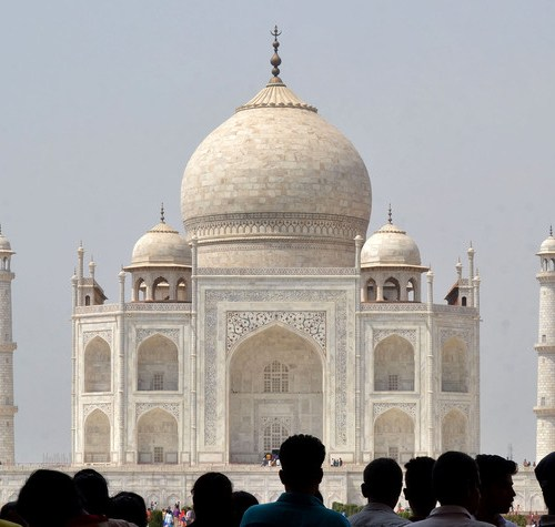 Taj Mahal reopens after six-month closure