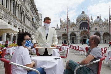 Italy launches fund to help virus-hit hospitality industry