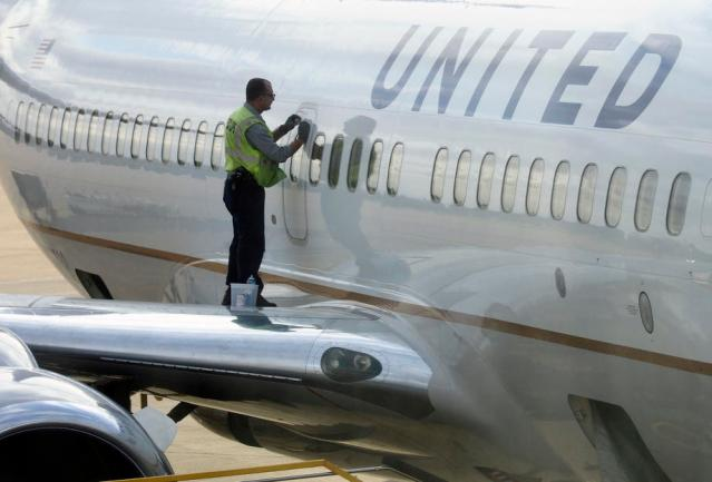 United Airlines aircraft get antimicrobial coating to protect against COVID-19