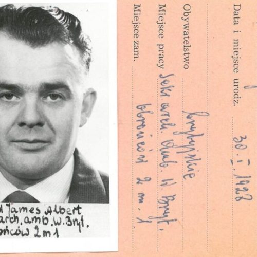 Polish intelligence files reveal real-life James Bond sent on mission to communist Poland