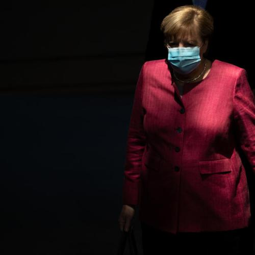 Tough few months ahead with coronavirus, warns Merkel