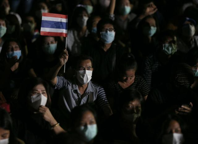 Why Thai protesters are challenging the monarchy