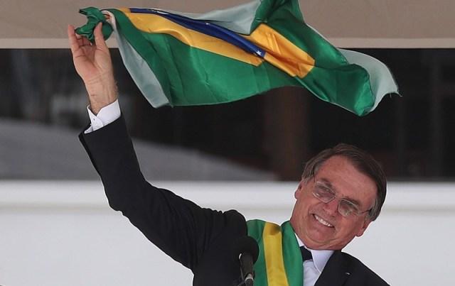 Bolsonaro allies set to win control of Brazil's Congress